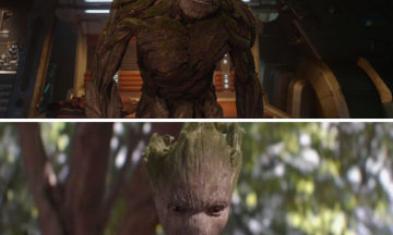 MARVEL a 10 Years Challenge...